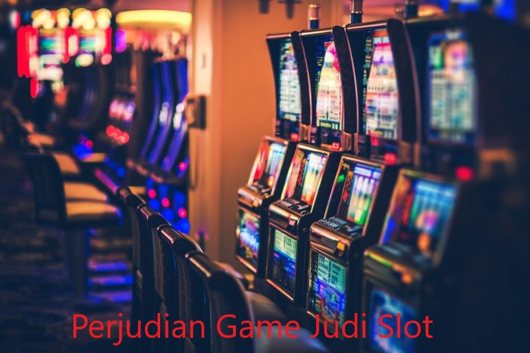 Website Game Judi Slot
